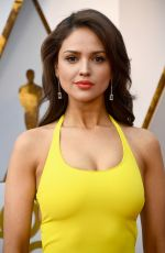 EIZA GONZALEZ at Oscar 2018 in Los Angeles 03/04/2018