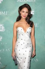 EIZA GONZALEZ at Women in Film Pre-oscar Cocktail Party in Los Angeles 03/02/2018