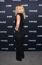 ELISABETH ROHM at The Oath Premiere in Los Angeles 03/07/2018