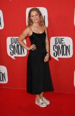 ELIZA SCANLEN at Love, Simon Premiere in Sydney 03/18/2018
