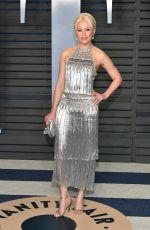 ELIZABETH BANKS at 2018 Vanity Fair Oscar Party in Beverly Hills 03/04/2018