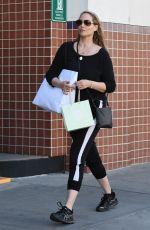 ELIZABETH BERKLEY Out Shopping in Los Angeles 03/27/2018