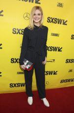 ELLE FANNING at Galveston Premiere at SXSW Festival in Austin 03/10/2018
