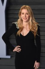 ELLIE GOULDING at 2018 Vanity Fair Oscar Party in Beverly Hills 03/04/2018
