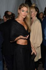 ELSA HOSK and MARTHA HUNT at WME Talent Agency Party in Los Angeles 03/02/2018