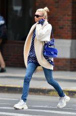 ELSA HOSK Out in New York 03/28/2018