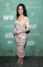 EMERAUDE TOUBIA at Women in Film Pre-oscar Party in Beverly Hills 03/02/2018