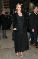 EMILY BLUNT Arrives at Late Show with Stephen Colbert in New York 03/29/2018