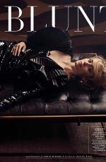 EMILY BLUNT in Vanity Fair Magazine, February 2018