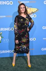 EMILY DESCHANEL at Gringo Premiere in Los Angeles 03/06/2018