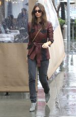 EMILY RATAJKOWSKI Out and About in Beverly Hills 03/02/2018