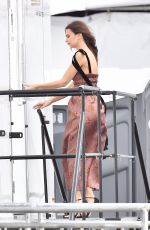EMILY RATAJKOWSKI Uses Public Restrooms in Santa Monica 03/03/2018