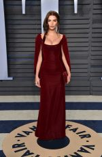 EMILY RATJKOWSKI at 2018 Vanity Fair Oscar Party in Beverly Hills 03/04/2018