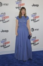 EMILY V. GORDON at 2018 Film Independent Spirit Awards in Los Angeles 03/03/2018