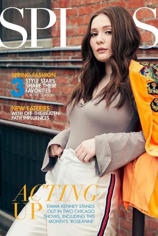 EMMA KENNEY in Splash Magazine, March 2018