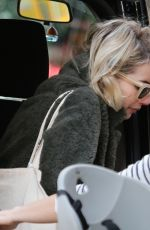 EMMA ROBERTS Arrives on the Set of Paradise Hills in Spain 03/29/2018