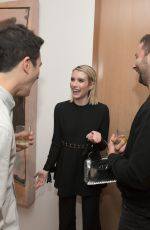 EMMA ROBERTS at Proenza Schouler's Fragrance Arizona Launch in Beverly Hills 03/02/2018