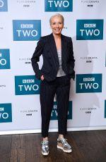 EMMA THOMPSON at King Lear Screening at Soho Hotel in London 03/28/2018