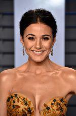 EMMANUELLE CHRIQUI at 2018 Vanity Fair Oscar Party in Beverly Hills 03/04/2018