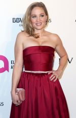ERIKA CHRISTENSEN at Elton John Aids Foundation Academy Awards Viewing Party in Los Angeles 03/04/2018