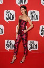 ERIN HOLLAND at Love, Simon Premiere in Sydney 03/18/2018
