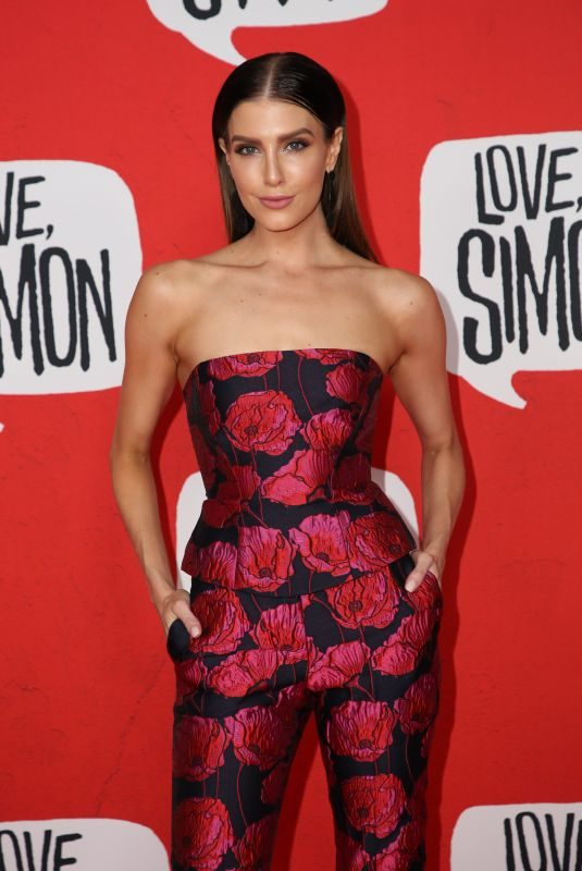 ERIN HOLLAND at Love, Simon Premiere in Sydney 03/18/2018