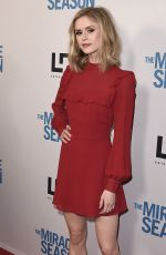 ERIN MORIARTY at The Miracle Season Special Screening in Beverly HIlls 03/27/2018
