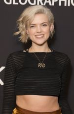 ERIN RICHARDS at One Strange Rock Premiere in New York 03/14/2018