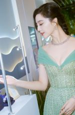 FAN BINGBING at De Beers Diamond Jewelry Collection Conference in Taiwan 03/28/2018