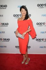 FANCHON STINGER at God's Not Dead: A Light in Darkness Premiere in Los Angeles 03/20/2018