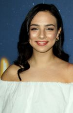 FIONA PALOMO at Midnight Sun Premiere in Hollywood 03/15/2018