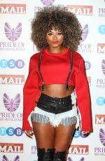 FLEUR EAST at Pride of Birmingham Awards 03/08/2018