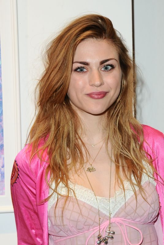 FRANCES BEAN COBAIN at Other People's Children Store Opening in Los Angeles 03/08/2018