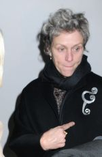 FRANCES MCDORMAND at Isle of Dogs Premiere in New York 03/20/2018