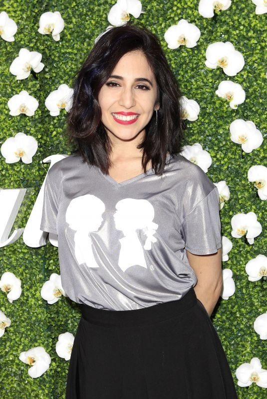 GABRIELLE RUIZ at Eyespeak Summit in West Hollywood 03/15/2018