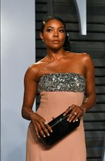 GABRIELLE UNION at 2018 Vanity Fair Oscar Party in Beverly Hills 03/04/2018