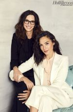 GAL GADOT and ELIZABETH STEWART for The Hollywood Reporter, March 2018
