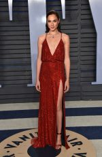 GAL GADOT at 2018 Vanity Fair Oscar Party in Beverly Hills 03/04/2018