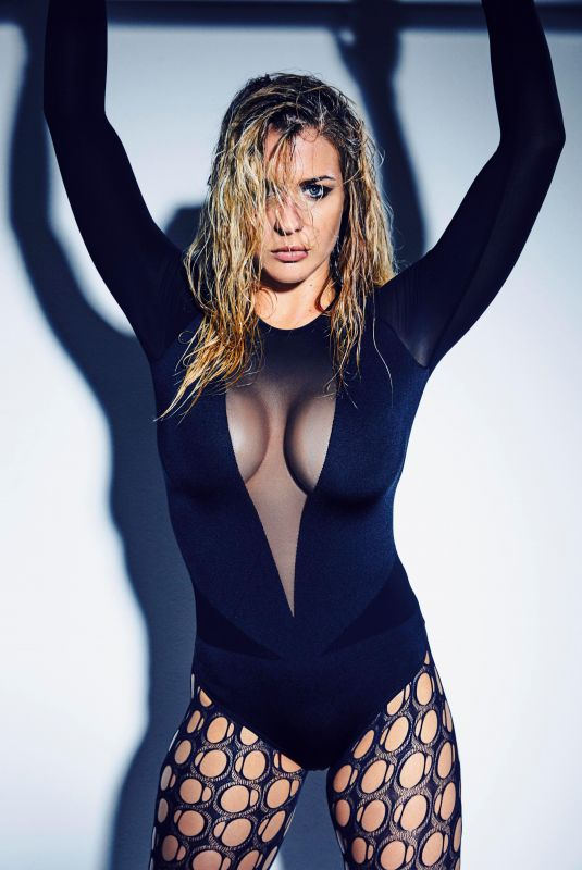GEMMA ATKINSON for Fabulous Magazine, March 2018