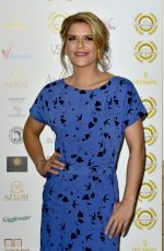 GEMMA OATEN at 2018 National Film Awards in London 03/28/2018