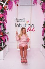 GEORGIA TOFFOLO at Wilkinson Sword Intuition Launch Party in London 03/28/2018