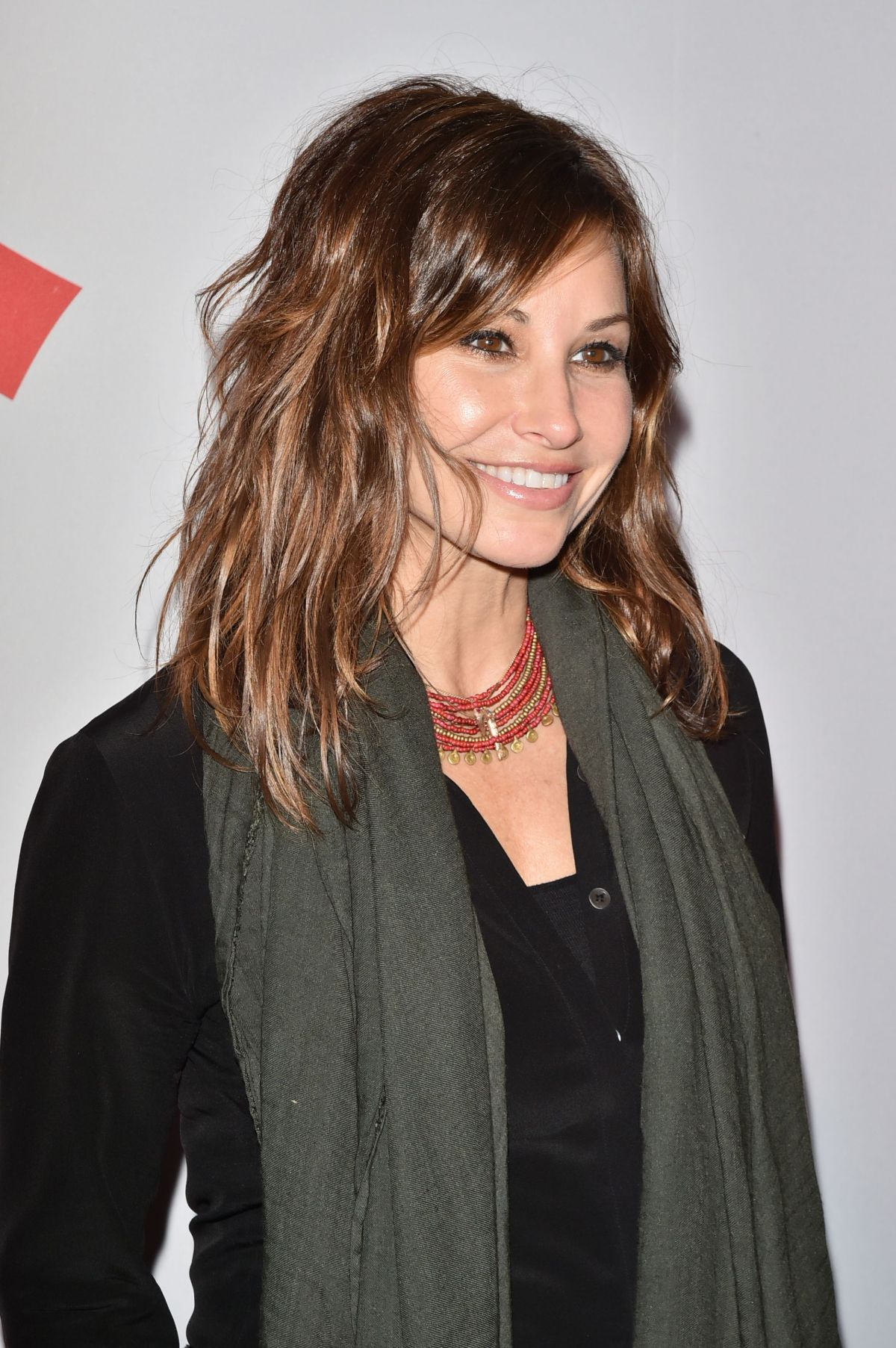 GINA GERSHON at Isle of Dogs Premiere in New York 03/20 ...