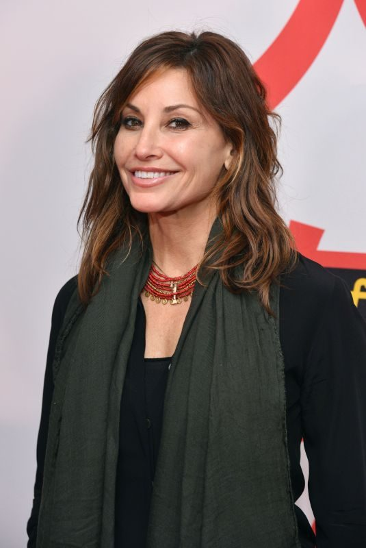 GINA GERSHON at Isle of Dogs Premiere in New York 03/20/2018
