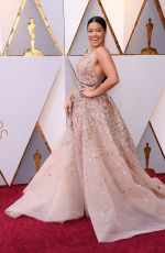 GINA RODRIGUEZ at 90th Annual Academy Awards in Hollywood 03/04/2018