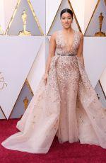 GINA RODRIGUEZ at Oscar 2018 in Los Angeles 03/04/2018
