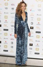 GLORIA HUWILER at 2018 National Film Awards in London 03/28/2018