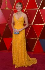 GRETA GERWIG at 90th Annual Academy Awards in Hollywood 03/04/2018