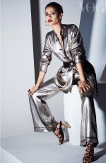 GUGU MBATHA RAW in Vogue Magazine, April 2018