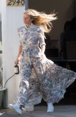 GWYNETH PALTROW Out and About in Los Angeles 03/15/2018