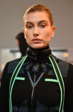 HAILEY BALDWIN at Off-white Runway Show at Paris Fashion Week 03/01/2018
